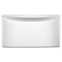 "Laundry 123® 15.5"" Laundry Pedestal with Storage Drawer"