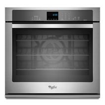 Whirlpool Gold® 4.3 cu. ft. Single Wall Oven with True Convection Cooking