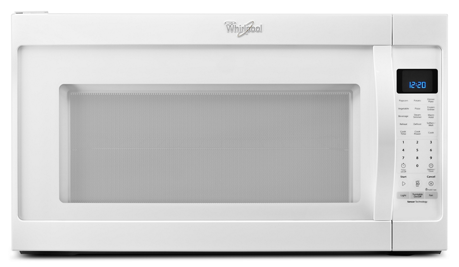 Steamer For A Range Hood ~ Whirlpool cu ft microwave hood combination with