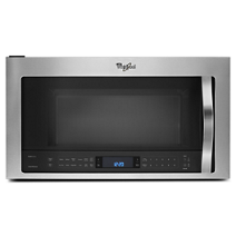 Whirlpool® 1.9 cu. ft. Microwave Hood Combination with TimeSavor™ Plus True Convection