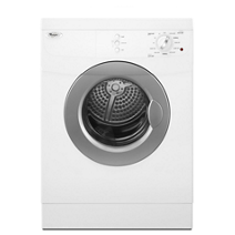 "Whirlpool® 3.8 cu.ft. Capacity Electric Dryer, 24"" Wide"