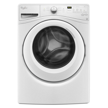 4.8 cu. ft. I.E.C. Front Load Washer with Closet-Depth Fit
