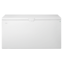 Whirlpool® 22 cu. ft. Chest Freezer with Extra-Large Capacity and Temperature Alarm