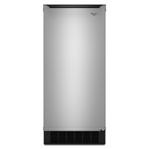 Whirlpool Gold® 15-inch Ice Maker with Reversible Door