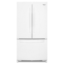 Whirlpool® 25 cu. ft. French Door Refrigerator with Interior Water Dispenser