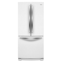 "Whirlpool® 30"" French Door Refrigerator with More Usable Capacity"