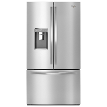 36-inch Wide French Door Refrigerator with Infinity Slide Shelf - 32 cu. ft