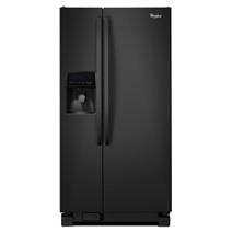 Whirlpool® 21 cu. ft. Side-by-Side Refrigerator with In-Door-Ice® system
