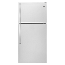 "Whirlpool® 30"" Wide Top-Freezer Refrigerator"