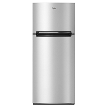 28-inch Wide Refrigerator Compatible With The EZ Connect Icemaker Kit – 18 Cu. Ft.